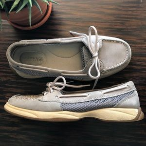 Sperry Top-Sider Gray Boat Shoe